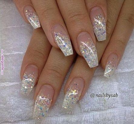 25 Ideas For Wedding Nails For Bride Acrylic Maroon Bride Nails Trendy Nail Design Wedding Nails For Bride