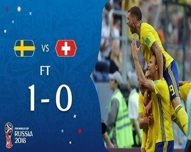 Sweden Vs Switzerland 1 0 Full Match Stats And Highlights Dengan Gambar