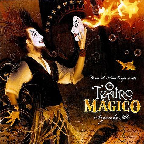 O teatro magico – segundo ato (2008) download mp3 gratis | o.