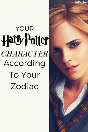 Which Harry Potter Character Are You According To Your Zodiac Sign Harry Potter Characters Harry Potter Buzzfeed Harry Potter Zodiac