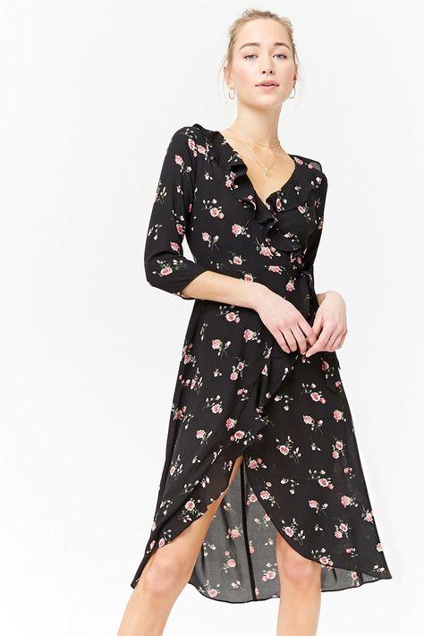 new black stylish chiffon dresses plus size wrinkled sundress short sleeve shirt dress