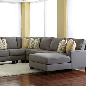 Sectionals Sofas For The Home Jcpenney Sectional Sofa With