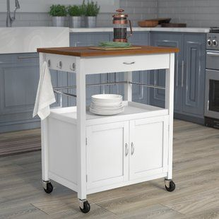 Contemporary Kitchen Island Cart With Seating | Kitchen ...