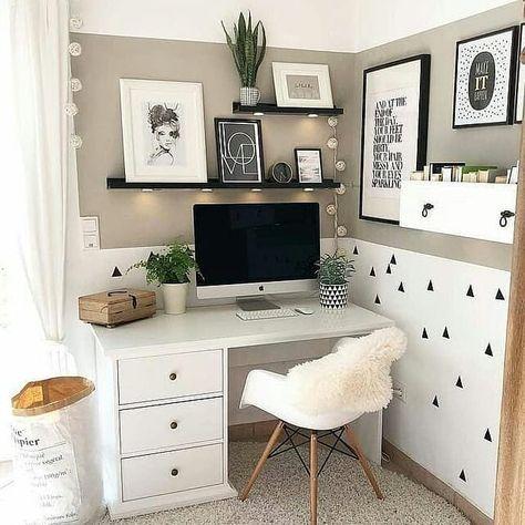 gambar mungkin berisi: dalam ruangan   ide dekorasi rumah