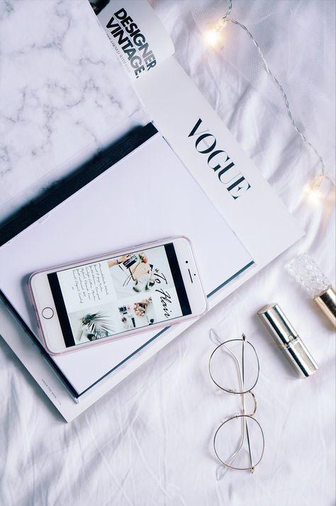 Instagram: esmeerodrigo   To Flair   VOGUE   Iphone7