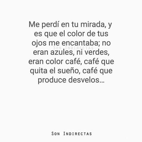 el café me da sueño