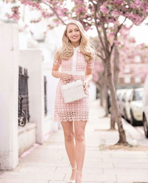charming girly outfit ideas for spring
