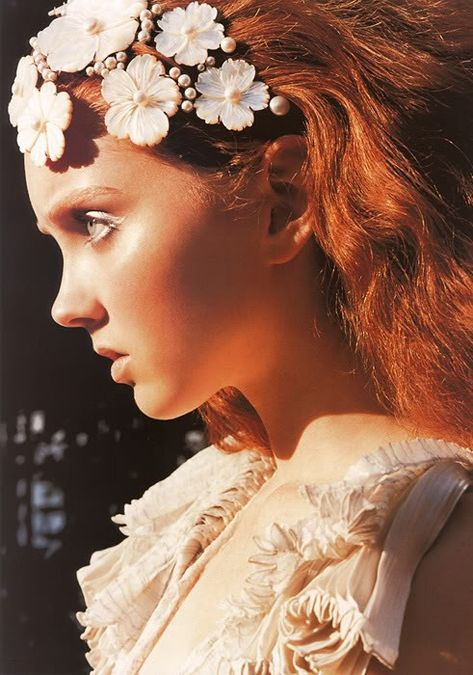 Lily Cole: Meet the model who wishes she looked 'more conventional'...