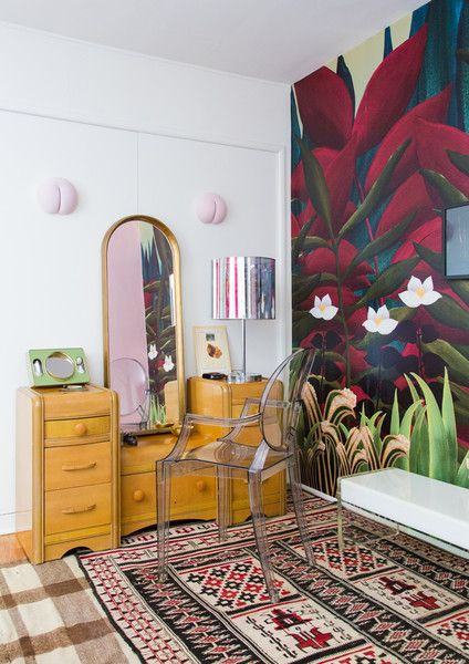 Vanity Fair - Work + Sea's Colorful Los Angeles Home  - Photos