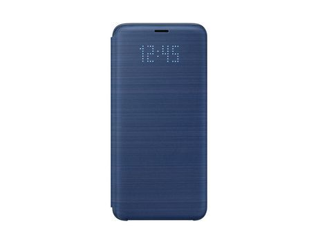 Samsung Galaxy S9 Led View Cover Blue Blue Samsung Galaxy Samsung Galaxy S9 Galaxy
