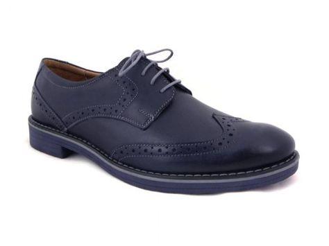 Pantofi Oxford Arthur Blue