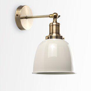 Buy Indoor Wall Lights Wayfair Co Uk En 2020 Appliques En Laiton