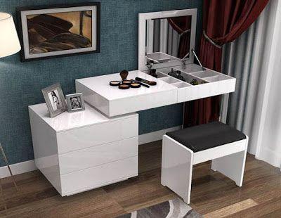 Modern Dressing Table Designs For Bedroom Interiors 2018 2019 Dressing Table In The Interio Modern Dressing Table Designs Dressing Table Design Bedroom Design