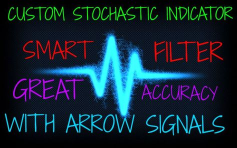 Forex Indicator Almost Ea Stochastic Trading System With Signal