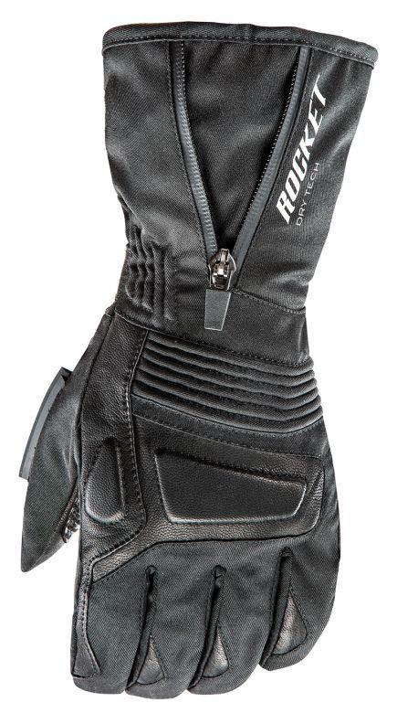 Joe Rocket Ballistic Fusion Mens Riding Glove Black, Large