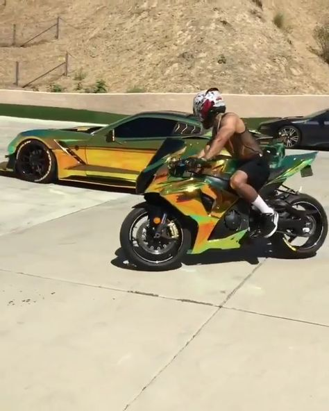 Car or bike which one would you choose?? 🔥👆  #cars #amazing #exoticcars #racing #lamborghini #ferrari #diy #bmw #mercedes #technology #loans #credit #finance #carinsurance #cool #bike #corvette #concept