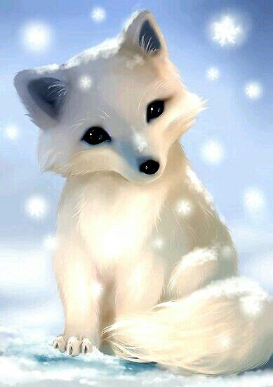 Pin By Cat Girl On Animals Anime In 2020 Cute Fox Drawing Cute Animals Anime Animals