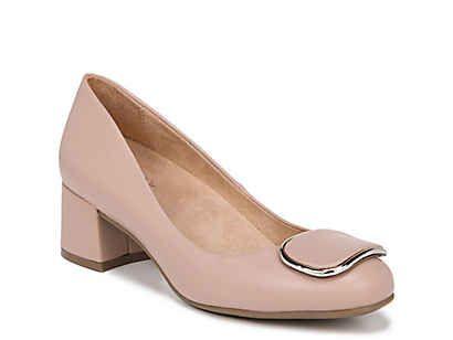 Women S Low Heel 1 2 Comfort Memory Foam Dress Pumps Sandals Dsw Womens Low Heels Heels Shopping Heels