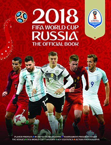 Do You Search For 2018 Fifa World Cup Russia The Official Book World Cup Russia 2018 2018 Fifa World Cup Russia The O In 2020 Fifa World Cup World Cup Russia 2018 Fifa