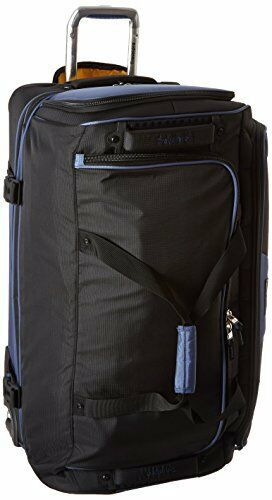 f0f23268247d Travelpro Tpro Bold 2.0 30 Inch Drop Bottom Rolling Duffel Black ...