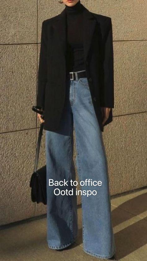 Back to office Ootd inspo