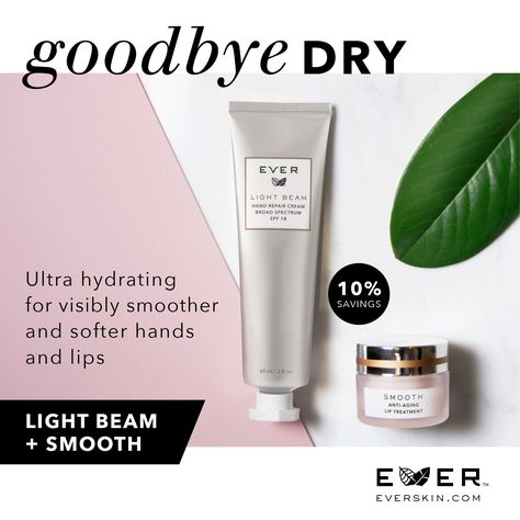 Say Bye to Dry Hand Cream