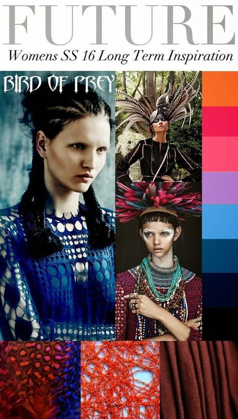 Expert Fashion Color Forecasting