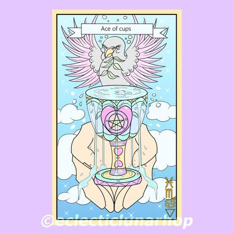 #aceofcups #aceofcupstarotcard #tarotlessons #tarot #tarotdeck #tarotcards #tarotreader #tarotreaders #tarotreadersofinstagram #tarotreadersofig #indietarotdeck #indietarot #divination #witch #tarotwitch #metaphysical #witchy #spiritual #witchesofinstagram #witches #painting #tarotdrawing #digitalart #digitalillustration #digitaldrawings #digitalsketch #art #artistsoninstagram #ilustração #ilustraçãodigital #magick #witchart #witchcraft #kawaiiart #cuteart #cutesyart