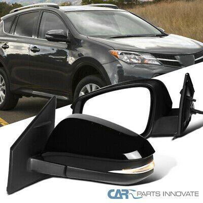 Sponsored Ebay For 13 15 Rav4 Power Fold Heat 9 Pin Driver Passenger Side Mirrors Led Signal In 2020 Rav4 Tonneau Cover Side Mirror