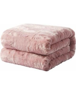 37b762665f7ad6335cce135b2d7d30a3 - Better Homes And Gardens Quilted Sherpa Throw Blanket Blush