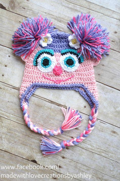 Crochet Abby Cadabby Sesame Street Fairy Hat by MadeWithLoveCba ... 806ca6a30cc1
