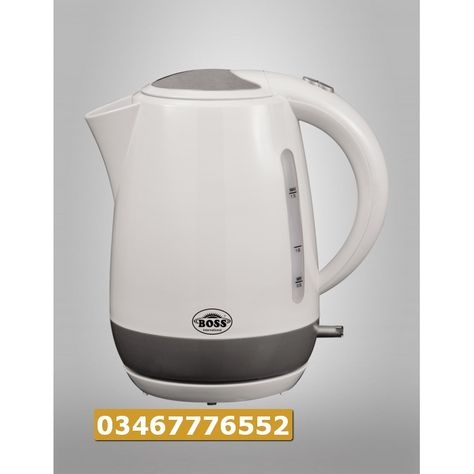 Buy Original Boss Electric Kettle Ke Ek 736 At Sale Price In Pakistan Electric Kettle Kettle Home Depot