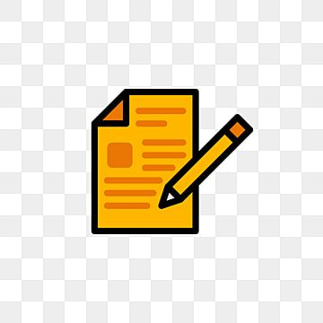 Notes Vector Icon Essay Files And Folders Contract Png And Vector With Transparent Background For Free Download Karangan Ikon Kertas Menulis