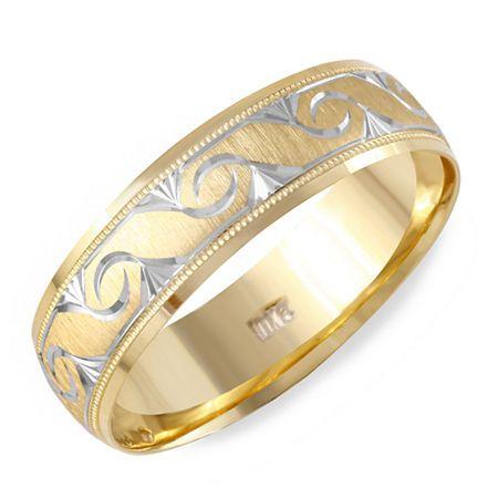 6mm 10k Gold Wedding Band 11 No Color Family Mens Gold Wedding Band Mens Yellow Gold Wedding Bands Gold Wedding Band