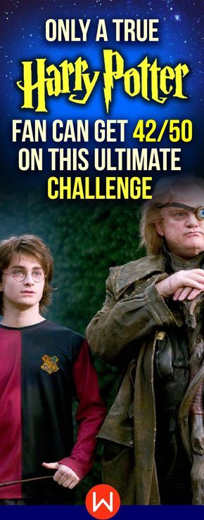 Quiz Only A True Harry Potter Fan Can Get 50 50 On This Ultimate Challenge Harry Potter Quiz Harry Potter Harry Potter Quizzes