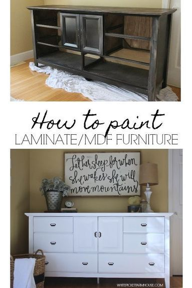 How To Paint Laminate Mdf Furniture In 2020 Mdf Furniture Painting Laminate Furniture Laminate Furniture