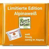 Ritter Sport Lustige Lustige Spruche Bild Bilder Alpina Weiss Es Funny Humor In 2020 Ritter Sport Witzige Spruche Lustige Spruche
