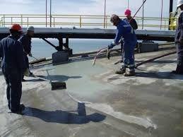 We Use Waterproofing Membrane Cementitious Waterproofing And Bitumen Waterproofing Methods To Provide Reliable Waterproofing S Roof Waterproofing Dubai Repair