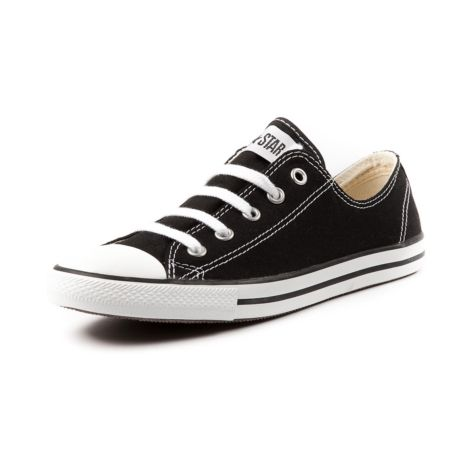 34c5918c584e Shop for Womens Converse All Star Dainty Sneaker in Black at Shi by  Journeys. Shop today for the hottest brands in womens shoes at Journeys.com.