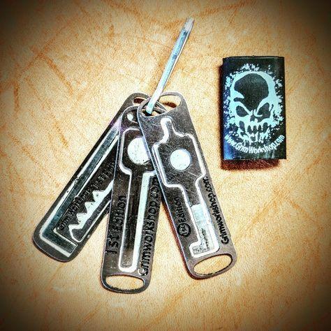 Handcuff Key Micro Tool