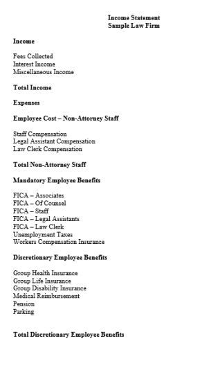 Income Statement Template 40 Templates To Track Your Company Revenues And Expenses Template Sumo Income Statement Statement Template Income