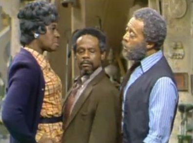 Sanford And Son Esther Anderson Woodrow Woody Anderson And Grady Wilson Sanford And Son Sanford And Son Cast The Good Son