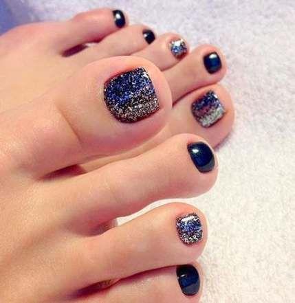 23 Ideas Winter Pedicure Toenails Nails Nails Pedicure Summer