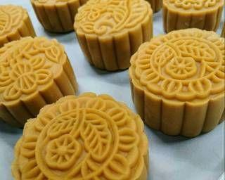 2 Resep Moon Cake Tiongciu Pia Oleh Selene Cake Cookpad Mooncake Resep Masakan