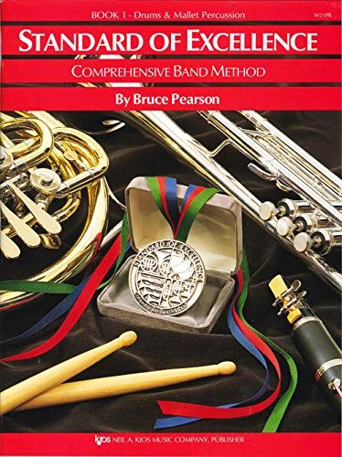 Download Pdf W21pr Standard Of Excellence Book 1 Drums And Mallet Percussion Book Only Standard Of Excellence Comprehen Music Book Book 1 Trumpets Cornet