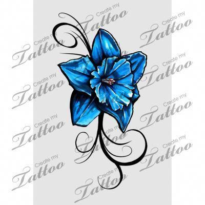 Narcissus Tattoos Memorialtattoos Narcissus Flower Tattoos Narcissus Tattoo Daffodil Tattoo