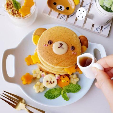 15 Animal-Shaped Foods That Kids Love to Eat Japanese Food Art, Japanese Snacks, Cute Snacks, Cute Desserts, Animal Shaped Foods, Kawaii Cooking, Cute Baking, Kawaii Dessert, Food Garnishes