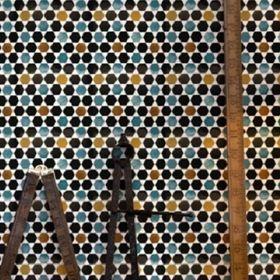 Wallpaper Australia Eijffinger Wallpaper Tiles Collection In 2020 Shop Wallpaper Fabric Wallpaper Tile Wallpaper
