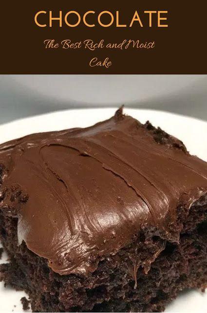 Pin On Chocolate Recipes