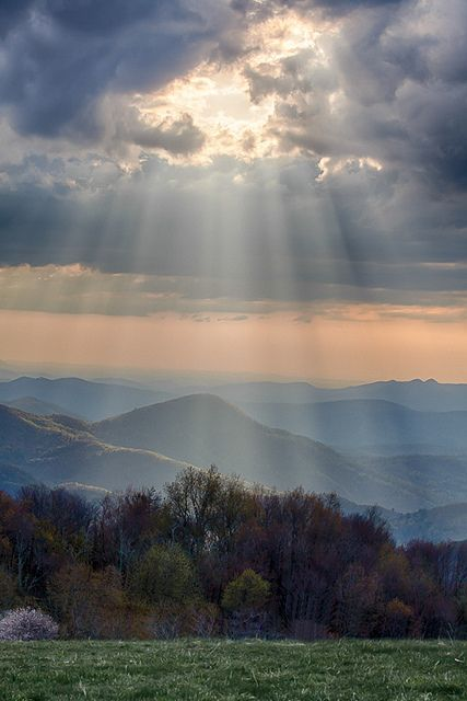 ~~Portrait of Glory... ~ waiting for sunset, Appalachian Trail by Rob Travis~~